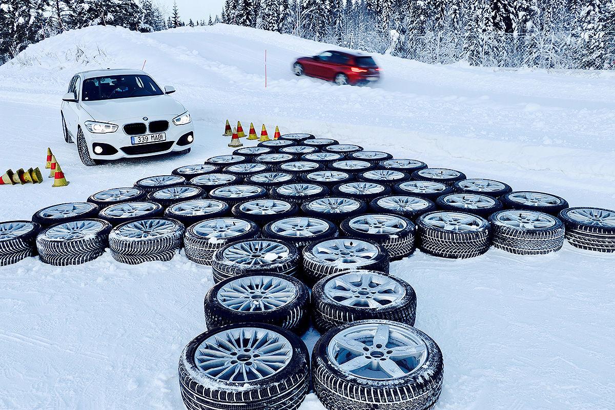 winter tyre test 225 45 r17 autobild 2019. Black Bedroom Furniture Sets. Home Design Ideas