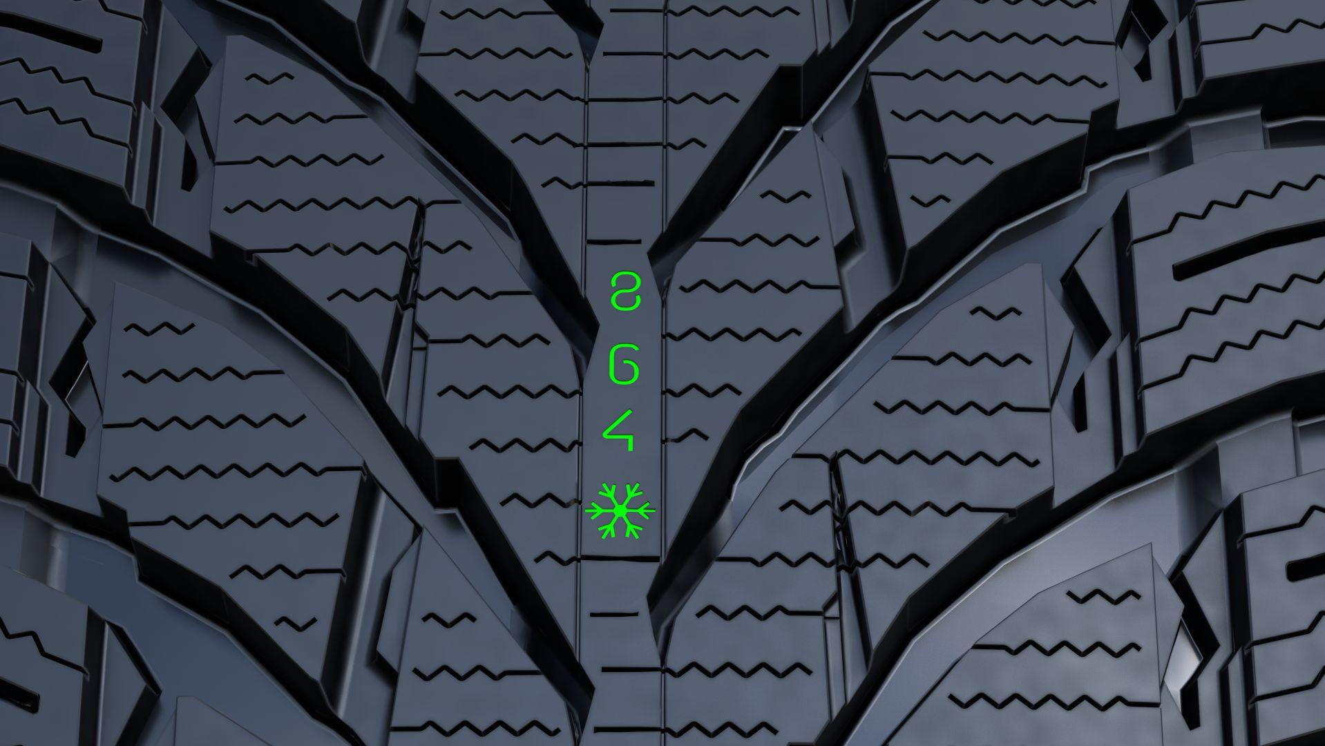 test zimn ch pneumatik 235 60 r18 v t zem je goodyear. Black Bedroom Furniture Sets. Home Design Ideas